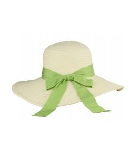 Sombrero Palmera con Lazo