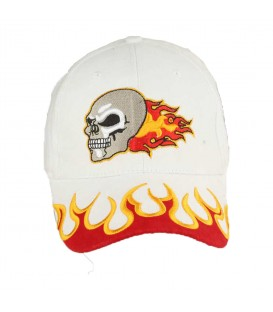 Gorra Visera fuego