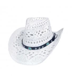 Sombrero Vaquero Con Cinta Negro