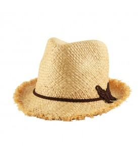Sombrero Borsalino con fleco