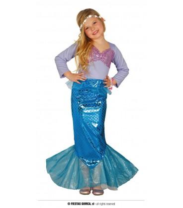 Disfraz Sirena INFANTIL