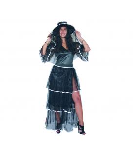 Disfraz Viuda Alegre