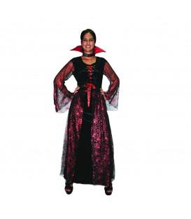 Disfraz Vampiresa Roja