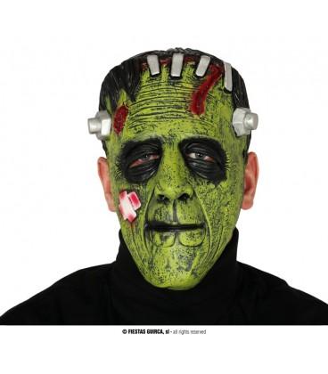 Mascara Monstruo Verde Latex