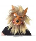 Mascara Lobo Con Pelo Latex
