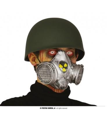 Mascara de Gas Nuclear PVC