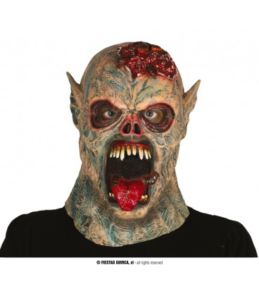 Mascara Monstruo Gritando Latex