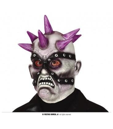 Mascara Zombie Punky Latex