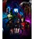 Ayuda a Desactivar Una Bomba de Plasma con tu Superhéroe Favorito