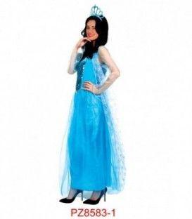 Disfraz Princesa del hielo - Adulto