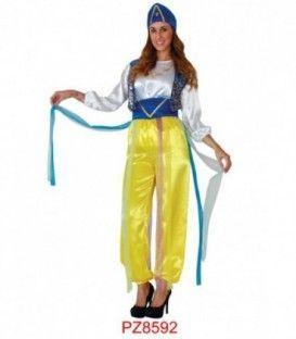 Disfraz Bailarina Árabe - Adulto