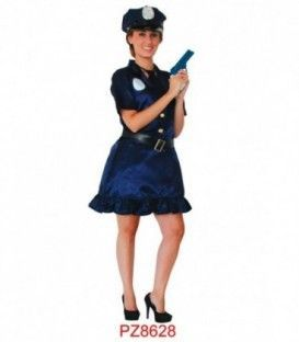 DISFRACES POLICIA MUNICIPAL PZ8628