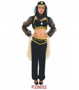 Disfraz Bailarina Del Harem Mujer - Adulto