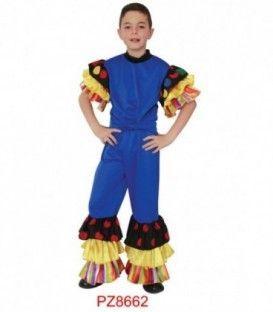 Disfraz  Samba - Niño