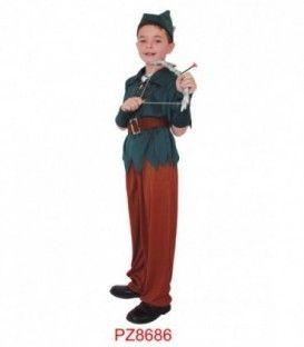 Disfraz Robin Hood- Niño