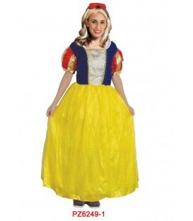 DISFRACES BLANCANIEVES PZ6249-1
