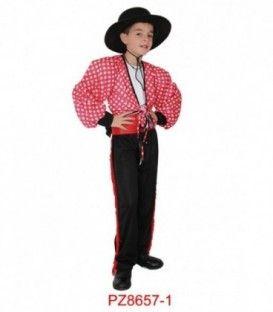 Disfraz de Andaluz