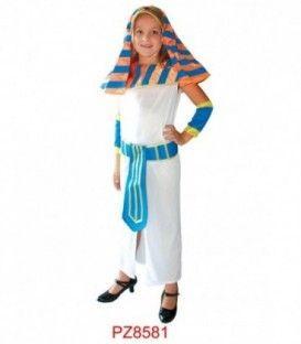 Disfraz Faraona - Niña