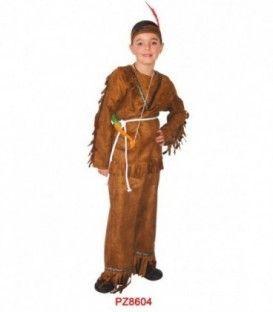 Disfraz Indio - Niño