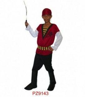 Disfraz Pirata - Niño