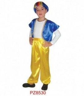 Disfraz Principe arabe - Niño