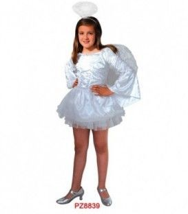 DISFRAZ ANGEL INFANTIL PZ8839