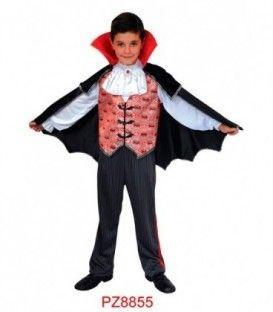 Disfraz de Vampiro - Niño