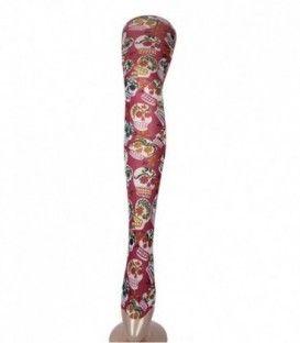 Panty Calaveras rosa