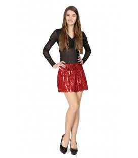 Minifalda Lentejuelas (Infantil)