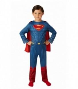 DISFRAZ SUPERMAN DOJ CLASSIC INF 5-6
