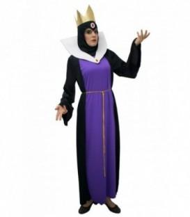 Disfraz Reino Malvada - Adulto