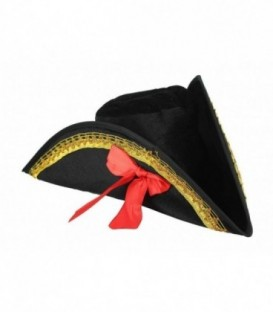 Sombrero Pirata Triangular