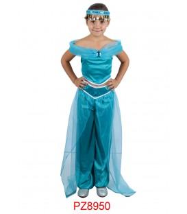 Disfraz Princesa Árabe (Niña)