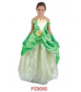Disfraz Princesa Rana (Niña)
