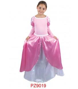 Disfraz Princesa Del Sueño Rosa (Niña)