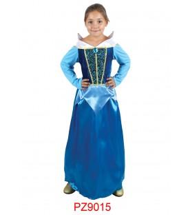 Disfraz Princesa Sueño Azul (Niña)