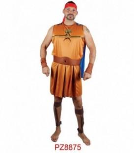 Disfraz Dios De La Fuerza - Hombre