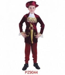 Disfraz Pirata Lujo - Niño
