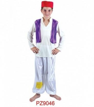 Disfraz Pirata Árabe - Niño