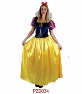 Disfraz Blancanieves (Mujer)
