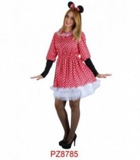 Disfraz Ratón - Mujer