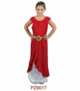 Disfraz Princesa Elena De Avalor (Niña)