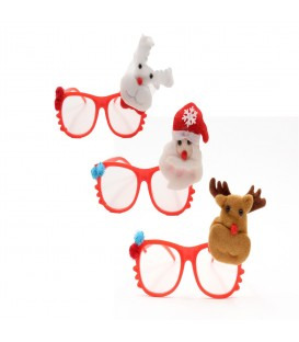 Gafas Navidad Con Adorno