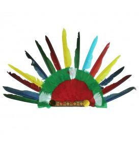 Tocado Indio Multicolor
