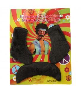 Gafas Hippie Complemento Disfraz