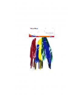 Plumas Multicolor