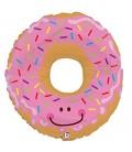 """Globo Foil 30"""" Figura, Donut"""