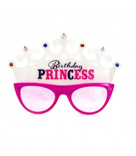 "Gafas ""Birthday Princess"""