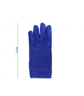 Guantes Color Lisa Inf