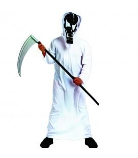 Disfraz de Muerte Blanco Adulto